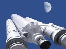 Prüfstände in der Raumfahrt